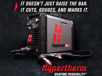 Hypertherm präsentiert die neue Powermax45 XP®